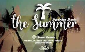 The Summer a SeVeN-ben!