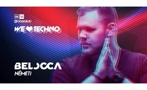 We Love Techno! Belocca