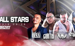 All Stars /Curtis, Burai, Essemm, GWM/