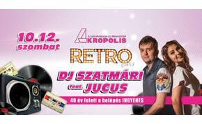 RETRO - Dj Szatmári feat. Jucus