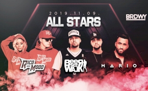 ALL STARS ● BSW - Rico & Miss Mood - Mario