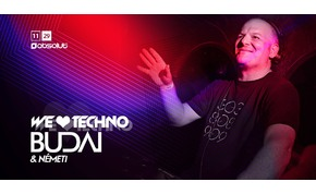 We Love Techno! BUDAI