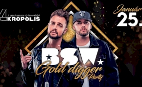 Gold Digger Party - BSW