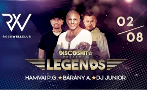 Disco's Hit Legends