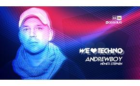 We Love Techno! Andrewboy