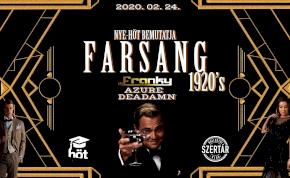 Nye-Höt Bemutatja: Farsang 1920's