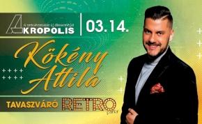 Tavaszváró RETRO Party / Kökény Attila