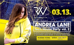 Tech House Party / Andrea Lane
