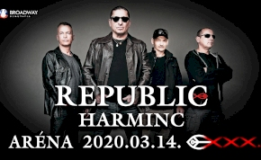 Republic 30 Aréna koncert