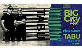 Helldance exclusive / BigCity Life