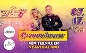 Vén Teenager Nyári kaland - Groovehouse