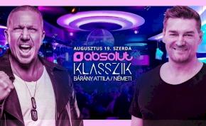 Absolut Klasszik ★ Bárány Attila & Németi