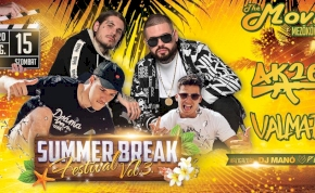 Summer Break Festival 3 ✘ AK26, Valmar - Movie Club