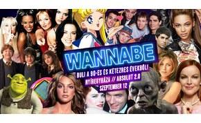 Wannabe - Best of 90S & 00S ✘ Nyíregyháza ✘ Absolut 2.0