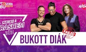 Szeresd a Trashem Bébi! Bukott Diák - TABU Debrecen