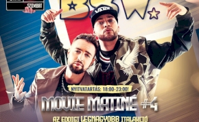 Movie Matiné #4 ✘ BSW - Movie Club