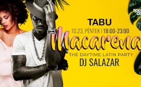 MACARENA w. Salazar (CUBA) @TABU Debrecen