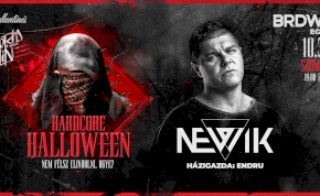 Hardcore Halloween 2020 « by WORLD IS MINE | BRDWY