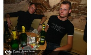Debrecen, Pince Café & Music Club - 2010. november 06. Szombat