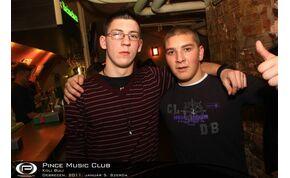 Debrecen, Pince Café & Music Club - 2011. január 5.
