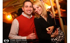 Debrecen, Pince Café & Music Club - 2011. január 22. Szombat
