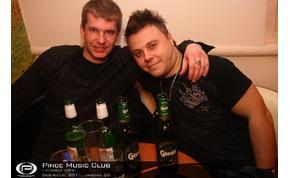 Debrecen, Pince Café & Music Club - 2011. január 29. Szombat