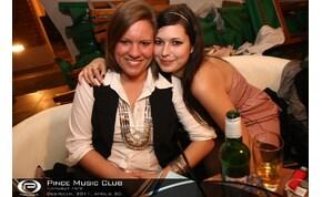 Debrecen, Pince Café & Music Club - 2011. április 30. Szombat