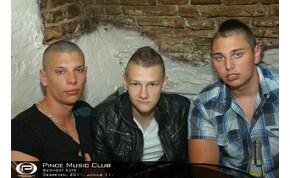 Pince Café & Music Club - 2011. június 11.