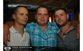 Pince Café & Music Club - 2011. június 18.