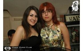 Pince Café & Music Club - 2011. július 17.