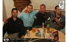 Pince Café & Music Club - 2011. július 30.
