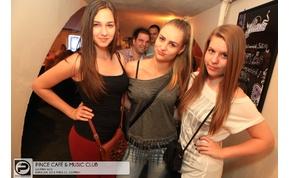 Debrecen, Pince Café & Music Club - 2013. Május 11., Szombat