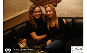 Debrecen, Pince Café & Music Club - 2012. március 17. Szombat