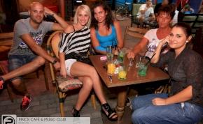 Debrecen, Pince café & Music Club - 2012. Augusztus 31., Péntek