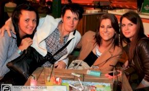 DEBRECEN, PINCE CAFÉ & MUSIC CLUB - 2012. OKTÓBER 06. SZOMBAT