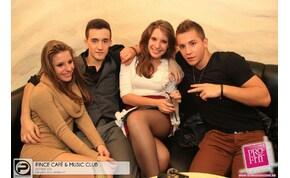 Debrecen, Pince café & music club - 2012. október 27. Szombat