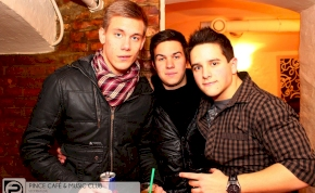DEBRECEN PINCE CAFÉ & MUSIC CLUB-2012.DECEMBER 08.,SZOMBAT
