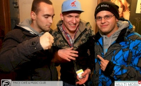Debrecen, Pince Café & Music Club - 2012. December 28. Péntek