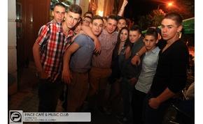 Debrecen, Pince Café & Music Club - 2013. Május 18., Szombat