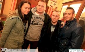 Debrecen, Pince Café & Music Club - 2013. Január 18., Péntek
