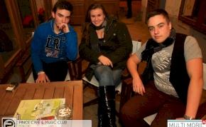 Debrecen, Pince Café & Music Club - 2013. Február 1., Péntek