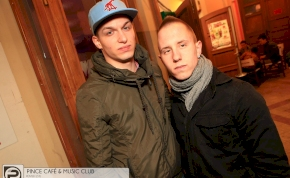 Debrecen, Pince Café & Music Club - 2013. Február 22., Péntek