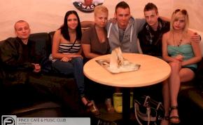 Debrecen, Pince Café & Music Club - 2013. Július 20., Szombat