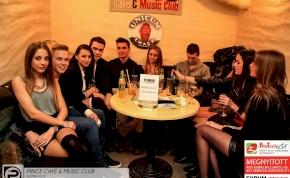 DEBRECEN, PINCE CAFÉ & MUSIC CLUB - 2014- FEBRUÁR 1., SZOMBAT ESTE