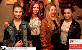 Debrecen,Pince Café & Music Club- 2014. Április 5., szombat este