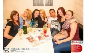 DEBRECEN, PINCE CAFÉ & MUSIC CLUB - 2014. MÁJUS 24., SZOMBAT