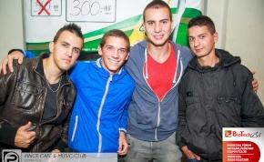 DEBRECEN, PINCE CAFÉ & MUSIC CLUB - 2014. SZEPTEMBER 13., SZOMBAT