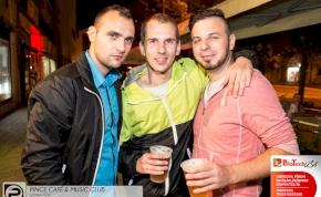 DEBRECEN, PINCE CAFÉ & MUSIC CLUB - 2014. SZEPTEMBER 20., SZOMBAT