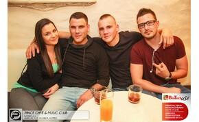 DEBRECEN, PINCE CAFÉ & MUSIC CLUB - 2014. OKTÓBER 4., SZOMBAT