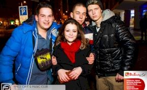 DEBRECEN, PINCE CAFÉ & MUSIC CLUB - 2015. JANUÁR 10., SZOMBAT